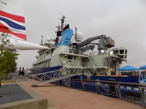 Meet the R/V Neil Armstrong