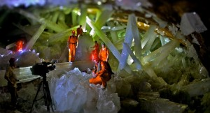 LASI V: Dr. Volcano in the Cave of Crystals, Naica, Mexico