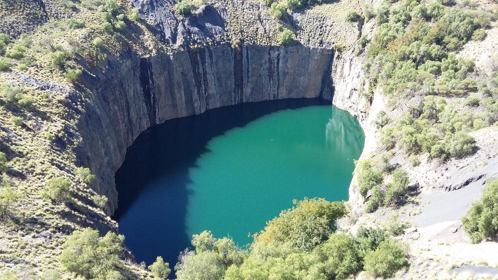 The Big Hole, Kimberley.