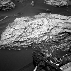 Sol 1691: Stopped Short at Green Nubble