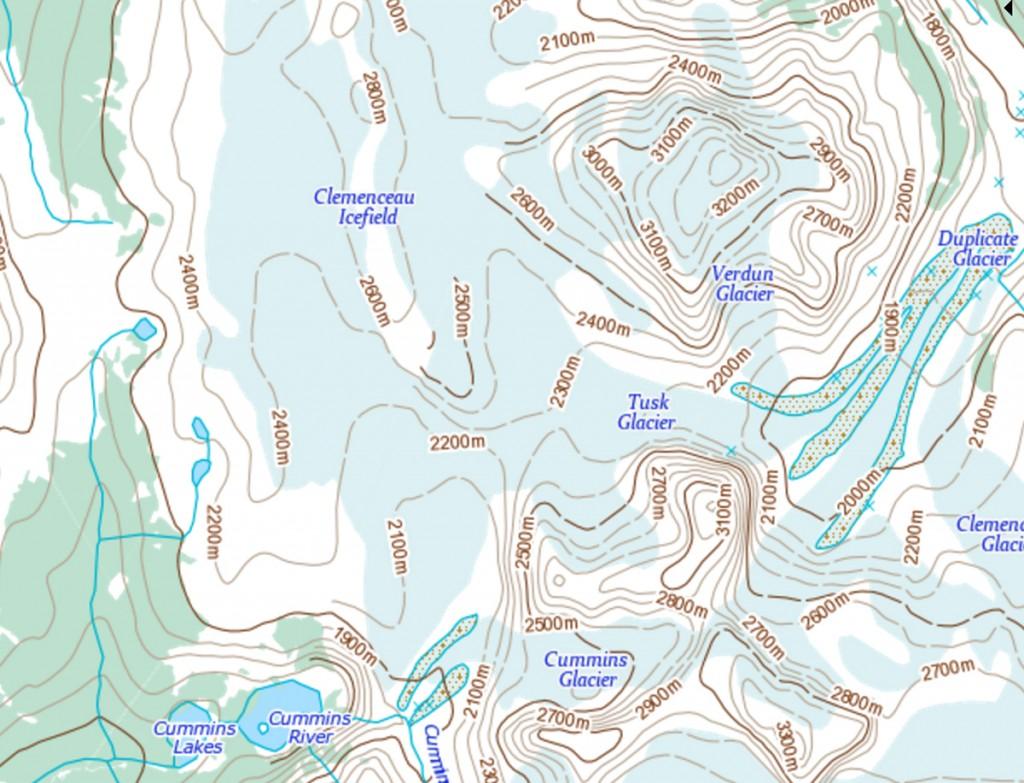 cummins map