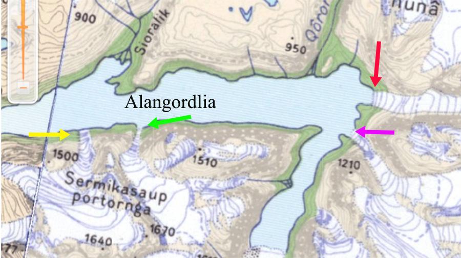 qoror map