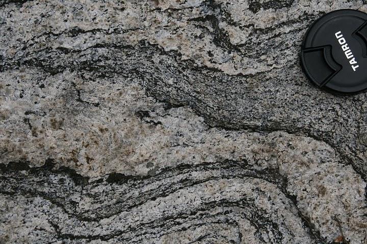 Geology Word Of The Week M Is For Migmatite Georneys