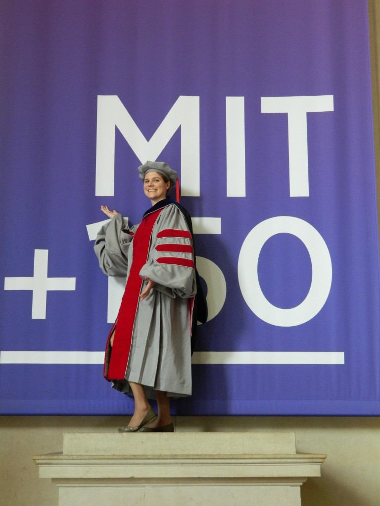 Doctoral Regalia: MIT/WHOI Style - Georneys - AGU Blogosphere