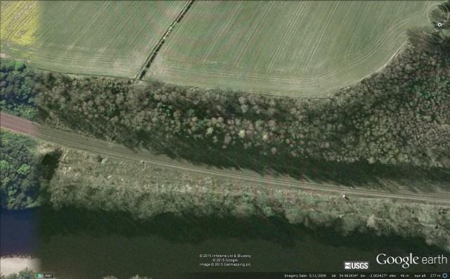 Farnley Haugh landslide