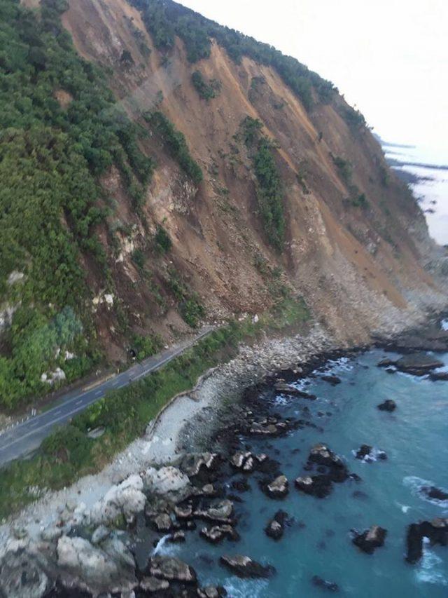 Kaikoura earthquake