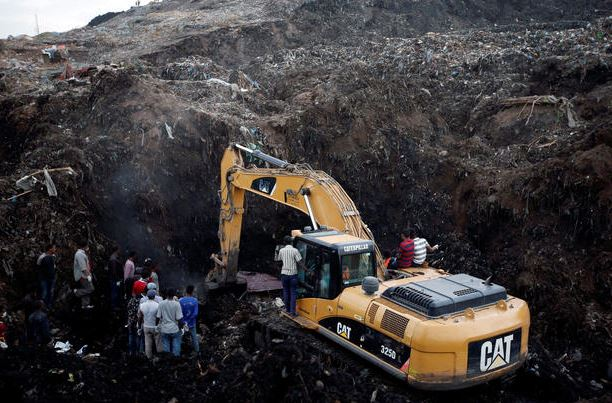 Koshe, Ethiopia: the worst garbage dump landslide in recent years