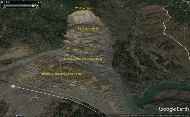 The Oso Landslide  A New Paper On The Material Properties