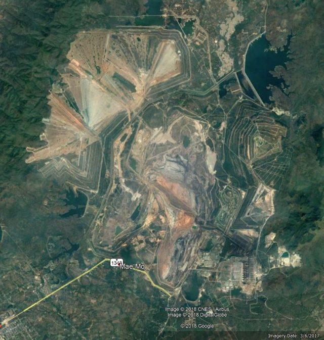 Mae Moh mine