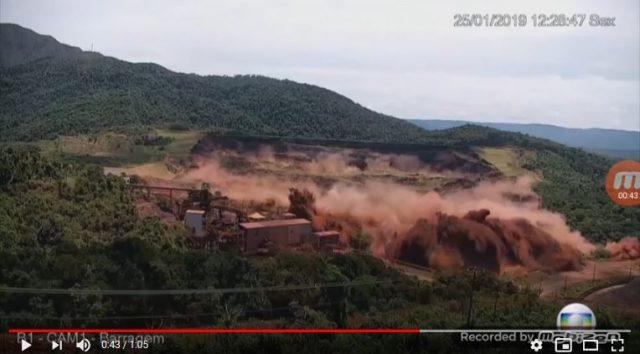 Brumadinho tailings dam