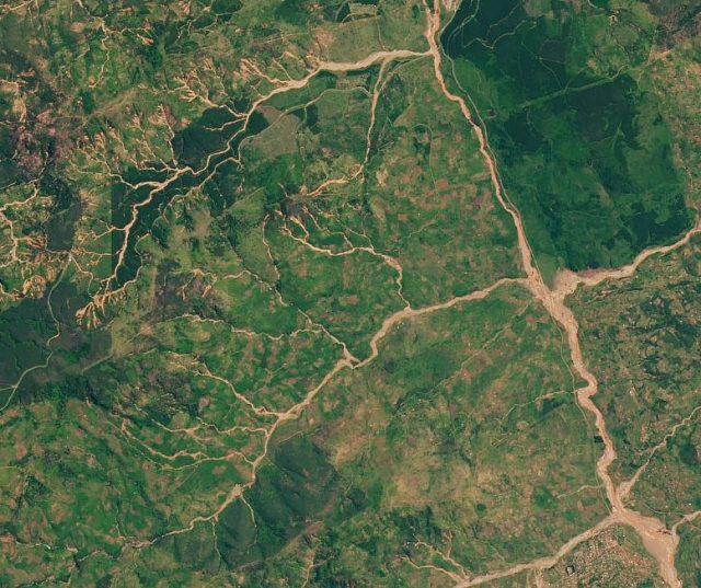 Chimanimani landslides