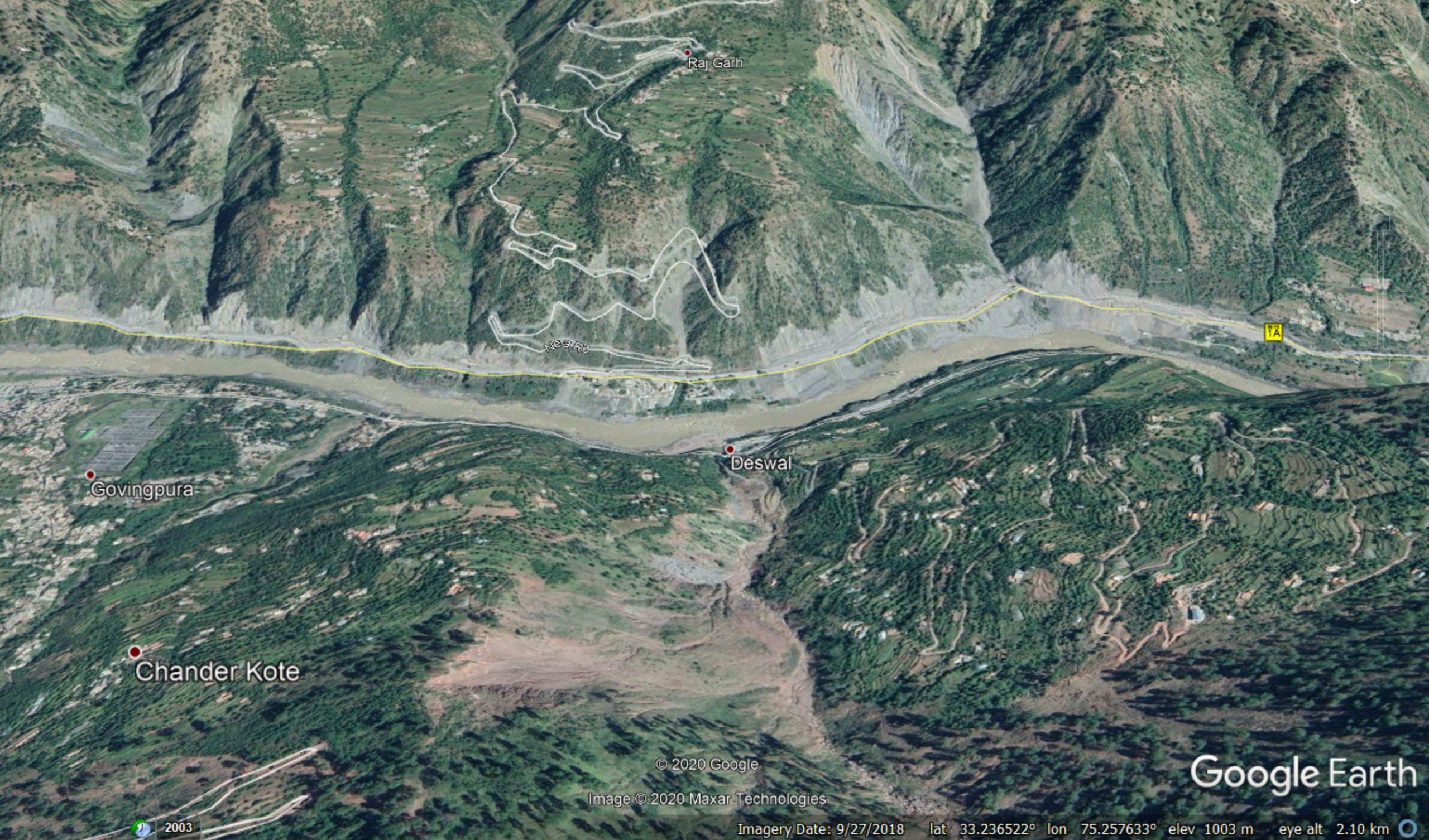 Jammu-Srinagar National Highway