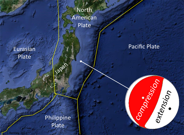 Japan M8.9 quake + tsunami - Mountain Beltway - AGU Blogosphere