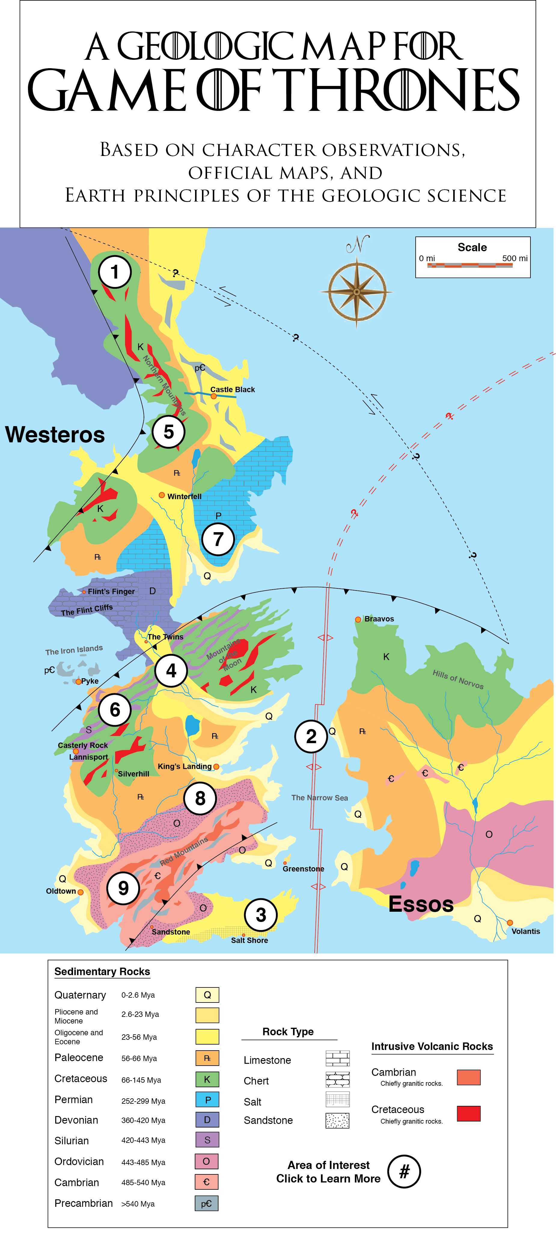 Mapping fantasy the story behind the game of thrones geologic maps westerosgeologicmapbig gumiabroncs Choice Image