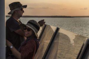 Smooth sailing and happy scientists. SOI / Mónika Naranjo González