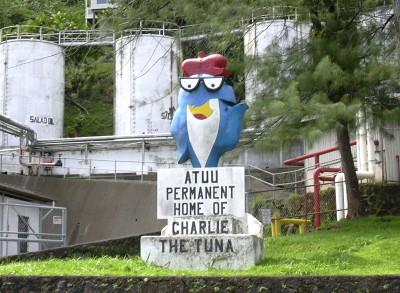 American Samoa is home to a major Tuna Cannery.