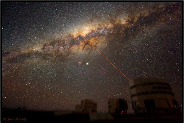 The Milky Way- This generation of humans is the first in human history to live in a world, where it is not visible in the night sky. City lights block it out to most of us.