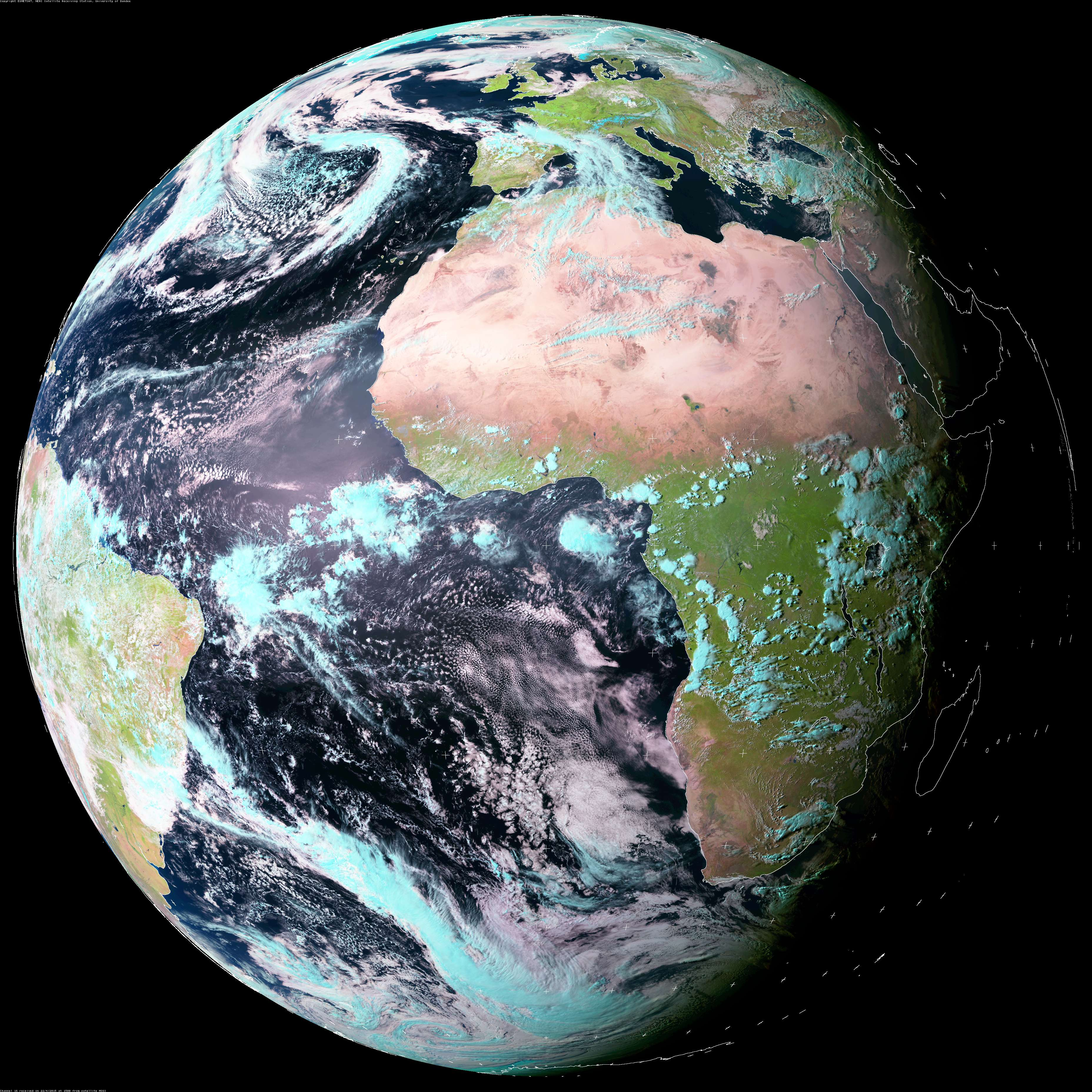 Photo Collection Satellite Photographs Earth Today - Satellite view of earth today
