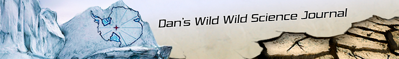 Dan's Wild Wild Science Journal